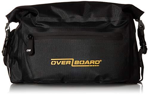 Overboard Bêche en imperméable Taille Pack – Noir, 4 litres