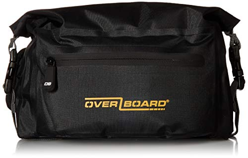 OverBoard Pro-Light Waterproof Waist Pack- 4 Litres, Black