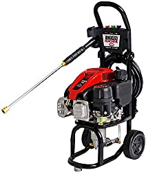 SIMPSON Cleaning CM60912 clean machine gas power washer