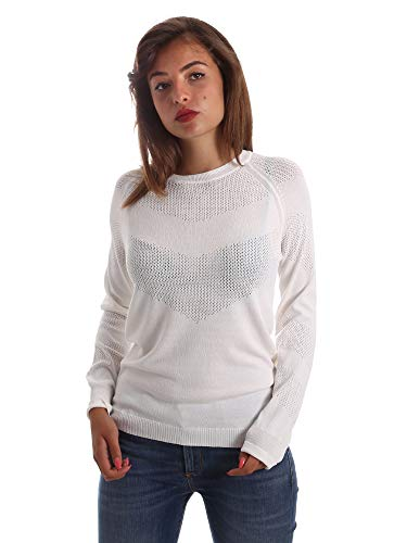 Pepe Jeans PL701459 Sueteres Mujeres Blanco XL