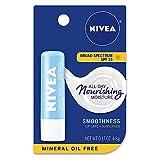 Nivea A Kiss of Smoothness Hydrating Lip Care SPF 15-0.17 oz