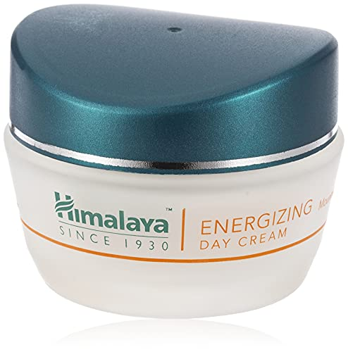 Himalaya Herbals Energizing Day Cream 50ml - Natural UV Protection - Hydrates, Nourishes and...