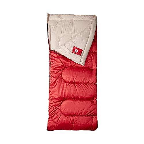 Coleman(コールマン) Palmetto (パルメット) 寝袋 最適温度 -1.1 〜 10 ℃ 180cmまで対応 日本未発売 [並行...