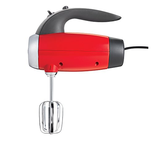 Sunbeam Heritage Mixer Hand Blender, Small, Candy Apple Red