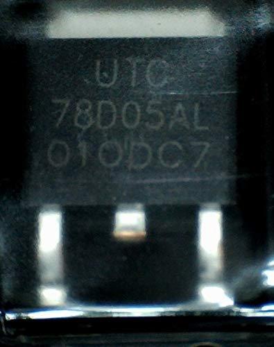 Regulador de voltagem UTC78D05AL UTC 78D05AL