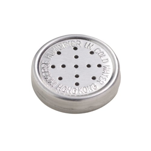 ヒュミドール ・ アルミ 2個セット お徳用(喫煙具・パイプ用品)