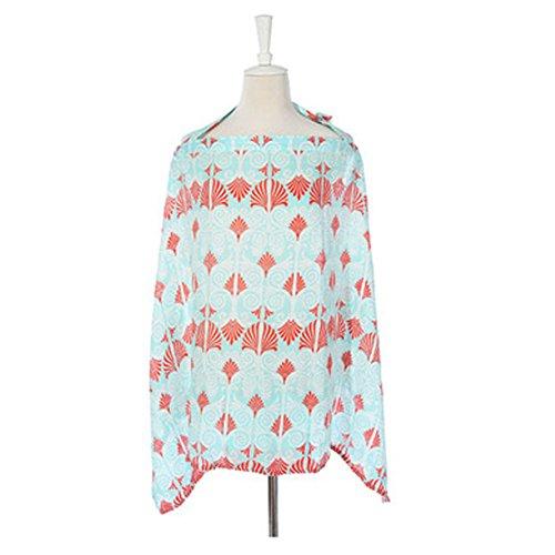 100%coton Classy Nursing Cover large couverture allaitement Tablier infirmiers M