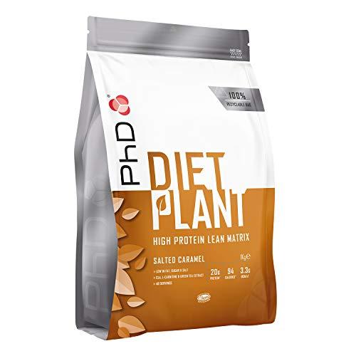 PhD Diet Plant Protein Powder