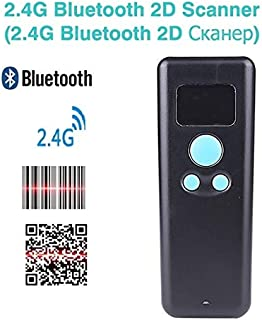 ZINNI - Scanners - Portable barcode qr 1d 2d code scanner laser bluetooth mini scanner portatil bar code reader pocket wir...