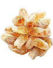 W.Z.H.H.H Cristal áspero Cristal Natural Curación cruda Piedra citrina Especímenes ásperas Colección áspera Piedra Preciosa cruda Decoración Creativa Cristales de curación
