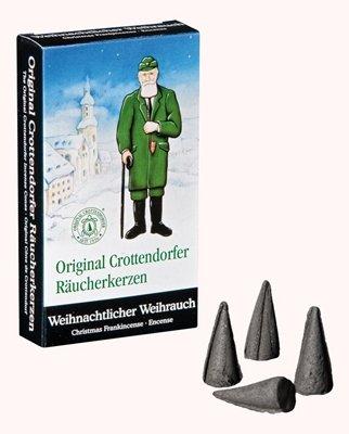Wierook kegels standaard grootte, wijden rook 1 Packg. á 24 stucwerk AGAIN geur kegel wierook kegel