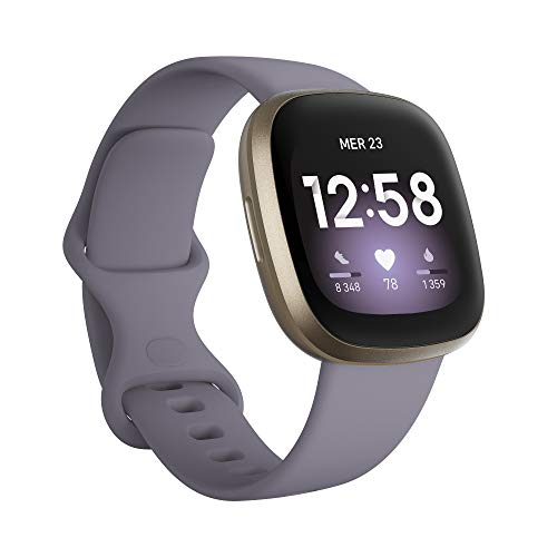 Fitbit Versa 3, la montre connectée santé et sport avec...