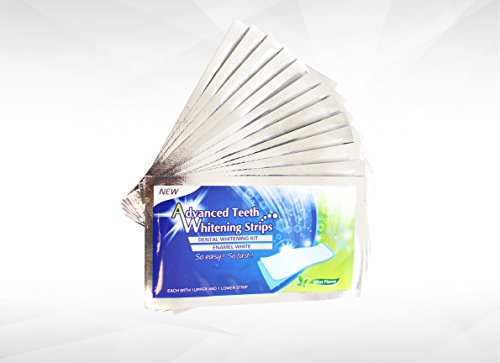 Teeth Whitening Strips - Instantly Whiter Brighter Teeth - Best Whitener Available - 28 Treatments -...