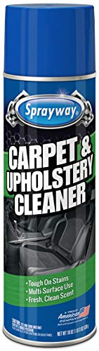 Sprayway Auto Carpet and Upholstery Cleaner, 19 oz.