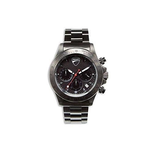 Ducati Road Master Armbanduhr schwarz