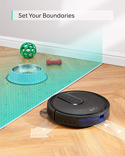 eufy by Anker, BoostIQ RoboVac 35C, Robot Vacuum Cleaner, Wi-Fi, Upgraded, Super-Thin, 1500Pa Strong...