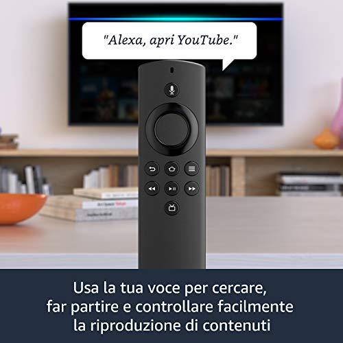 Fire TV Stick Lite con telecomando vocale Alexa   Lite (senza comandi per la TV), Streaming in HD