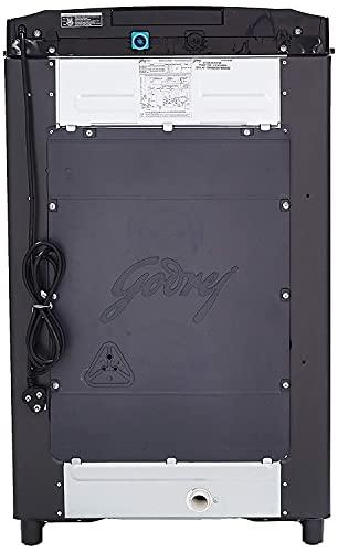 Godrej 6.2 Kg Fully-Automatic Top Loading Washing Machine (WT EON 620 A Gp Gr, Grey)
