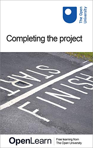 Couverture du livre Completing the project (English Edition)