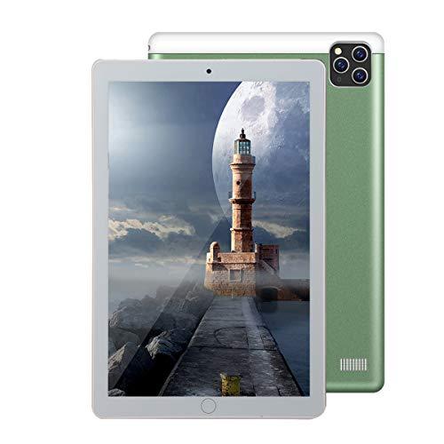 10.1インチAndroid10.0タブレット、32GBストレージ、8MP + 13MPデュアルカメラ、1280x800 IPS HDディスプレイ画面、4000mAh Bluetooth Wi-Fi、マイクロHDMI FMGPS-5色