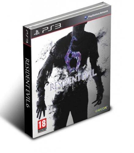 Halifax Resident Evil 6 - Juego (PS3, PlayStation 3, Acción / Aventura, M (Maduro))