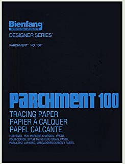 12 In. x 20 Yd. Roll Bienfang No.106 White Paper for Sketching /& Tracing 2 pcs sku# 1826872MA