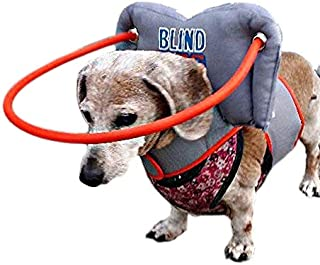 headgear for blind dogs