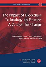 The Impact of Blockchain Technology on Finance: A Catalyst for Change