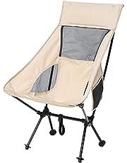 1Opvouwbare campingstoel Outdoor draagbare opvouwbare visstoel met draagtas Zware capaciteit van 330 lb voor tuin Wandelen Backpacken Reizen Strand BBQ-picknick