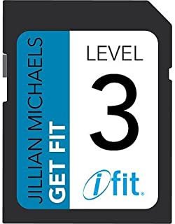 Ifit Get Fit with Jillian Michaels - Level 3 - SD Card