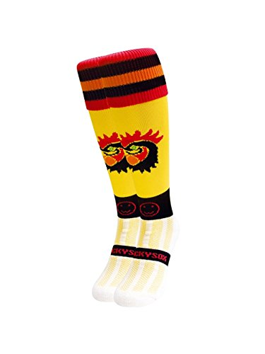 WackySox Der Chef Sport-Socken Young Adult Shoe Size 2-6