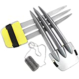 NUTRIUPS Wolverine Claws Kids Wolverine Claws Real Wolverine Claws Plastic Wolverine Claws Realistic Wolverine Claws for Kids Plastic Wolverine Claws, Set of 2, Silver