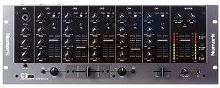Numark C3USB Five-Channel Mobile DJ Rack Mixer with USB I/O