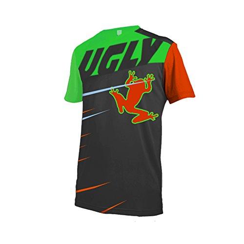 Uglyfrog Designs Bike Wear Ropa Ciclismo, Camiseta Verano de Ciclistas,Downhill Shirt Motocross Juegos Ropa