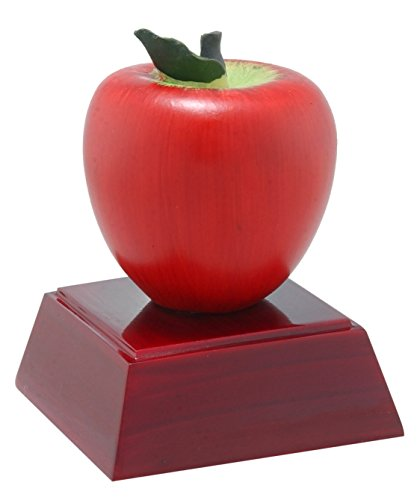 Decade Awards Apple Color Resin Trophy