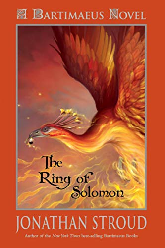 The Ring of Solomon (A Bartimaeus Novel) by [Jonathan Stroud]