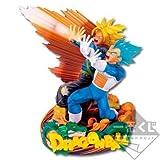 Banpresto Ichiban Kuji Dragon Ball super MASTER STARS Diorama II Vegeta & Trunks The Brush Award A