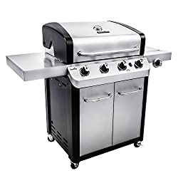 The 10 Best Gas Grill With Side Burners