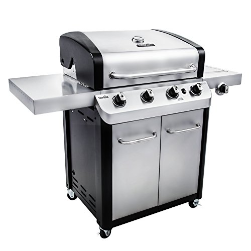 Char-Broil 463277017 Grill, 530, Silver