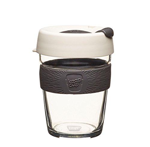 ESPRESSO WAREHOUSE Kaffee Zubereiter, Glas, Milk, 12oz/340ml
