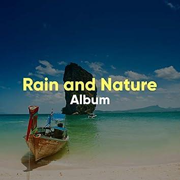 Background Native Rain and Nature Album