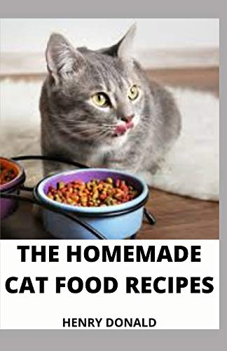 THE HOMEMADE CAT FOOD RECIPES