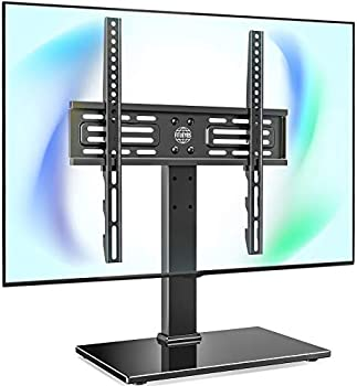 Fitueyes Universal TV Stand for 27-55 inch LCD LED TVS