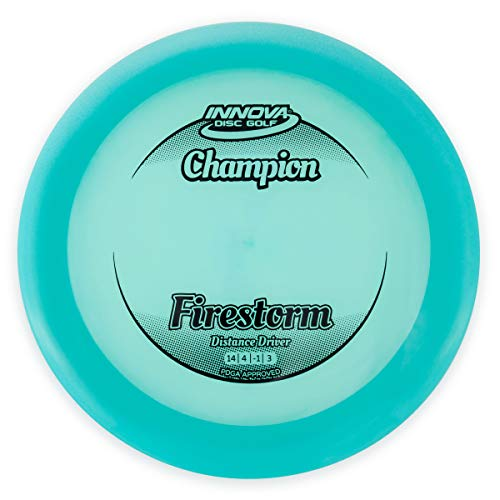 Innova Champion Firestorm Distance Driver Golf Disc [Colors May Vary] - 170-172g