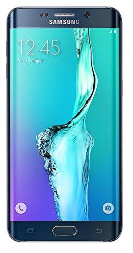Samsung Galaxy S6 Edge Plus G928V 32GB Verizon - Black Sapphire (Renewed)