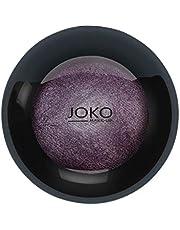 JOKO Mono Minerał pieczony cień do powiek z olejem arganowym zastosowanie na mokro i na sucho