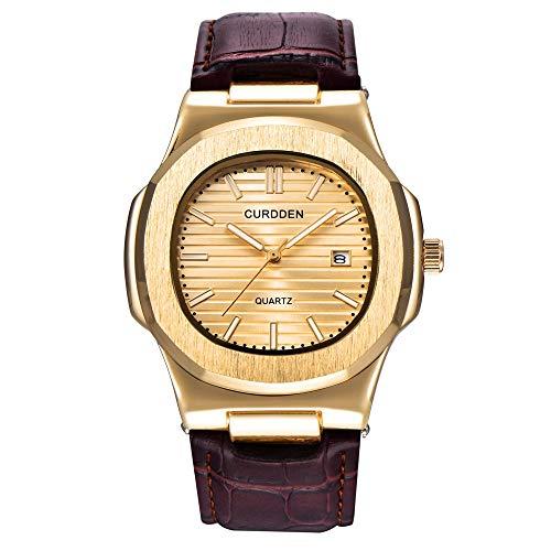 Moda Relojes Hombre Elegante Vestir 2020 Nueva,Relojes Hombres Famosos Reloj De Hombre De Negocios Reloj Masculino Reloj De Cuarzo De Moda