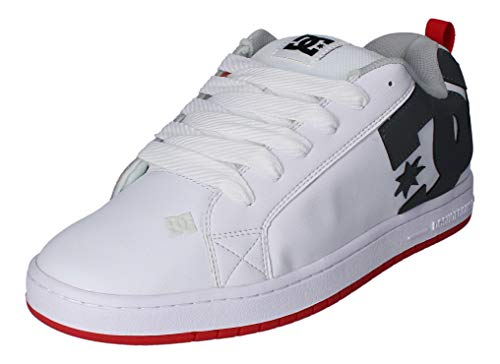 DC Shoes Court Graffik - EU 40.5 - Weiss