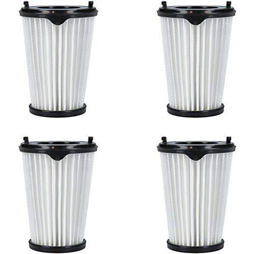 4x Filter für AEG CX7 und QX8 Staubsauger, Ersatz für HEPA-Filter AEF150, u.a. für Akkusauger Ergorapido CX7 Animal X Flexibility