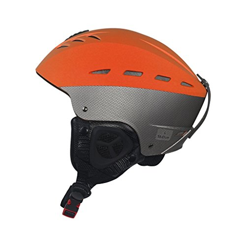 Zyy Helm, Unisex Freeride Ski/Snowboard Ultralight Winter Warm Afneembaar Ontwerp Gewicht 510g
